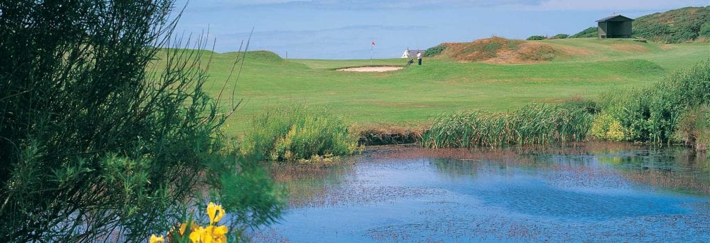 Isle of Anglsey Golf Pass
