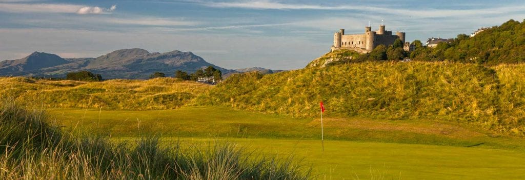 Snowdonia Golf Coast Golf Pass