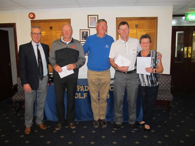 Golf Event a Major Boost to Local Tourism