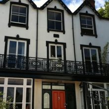 Manorhaus Llangollen