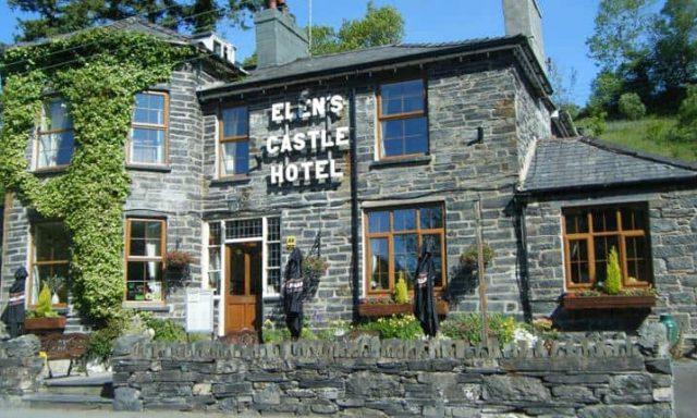 Elen's Castle Hotel