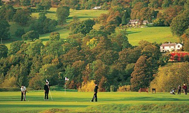 Vale of Llangollen Golf Club